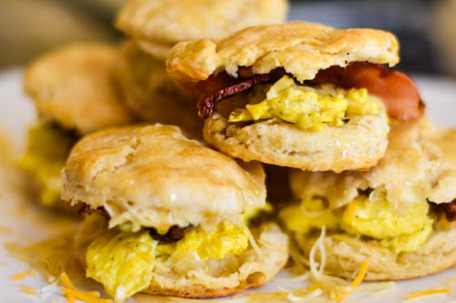 Easy Biscuits… Because I was 38 weeks pregnant.