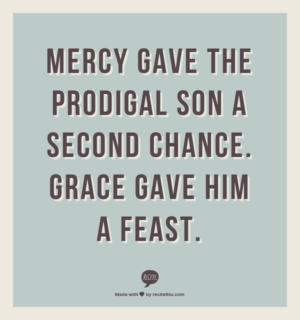 The Parent of The Prodigal Son