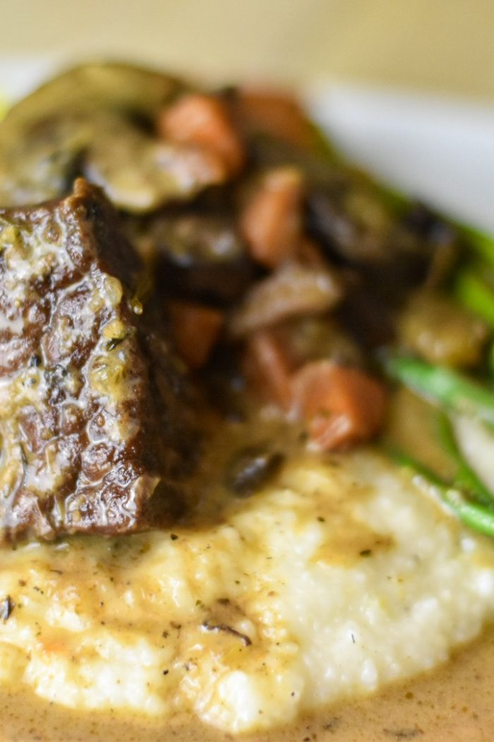 Creamy Marsala Short Ribs & Holiday jet lag
